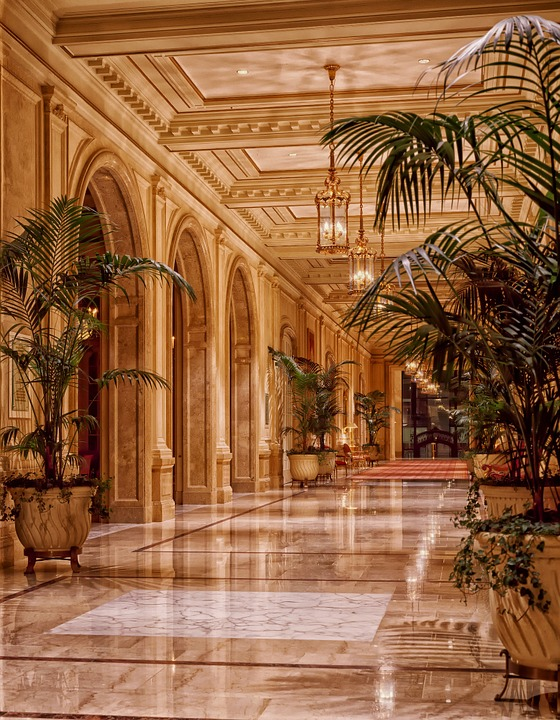 hotele konferencyjne
