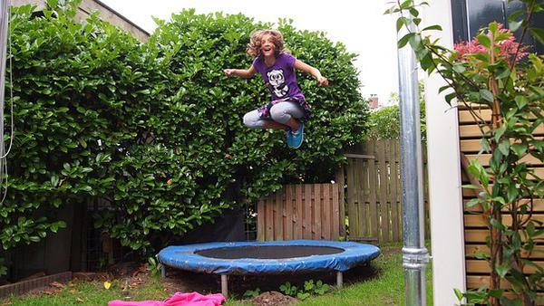trampoliny domowe dla dzieci
