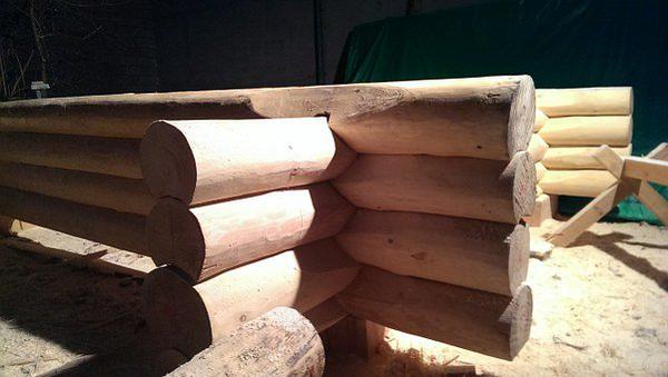 drewniana wiata na samochód