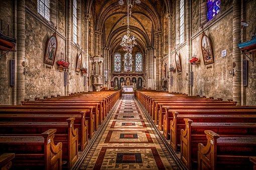 żyrandole do kościoła